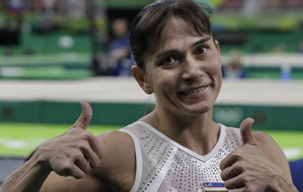 Оксана Чусовитина отложила уход из спорта на год, чтобы принять участие в Олимпиаде в Токио