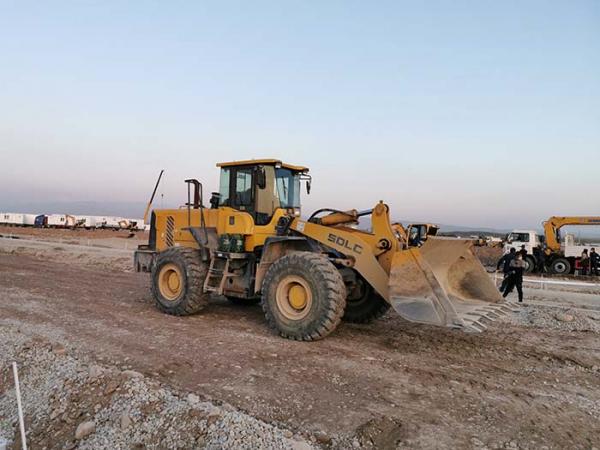 В Уртачирчикском районе 28 марта в 22.00 был введен второй блок карантинной зоны для прибывших из-за рубежа граждан страны