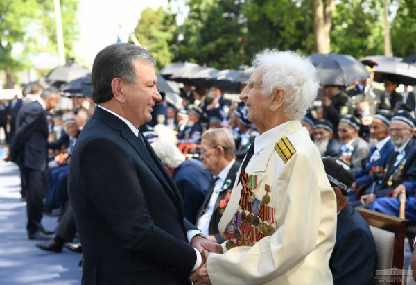Ветераны получат ко Дню Памяти и Почестей по 10 миллионов сумов