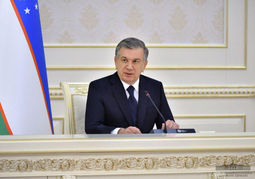 Шавкат Мирзиёев вновь обратился к народу Узбекистана в связи с пандемией коронавируса