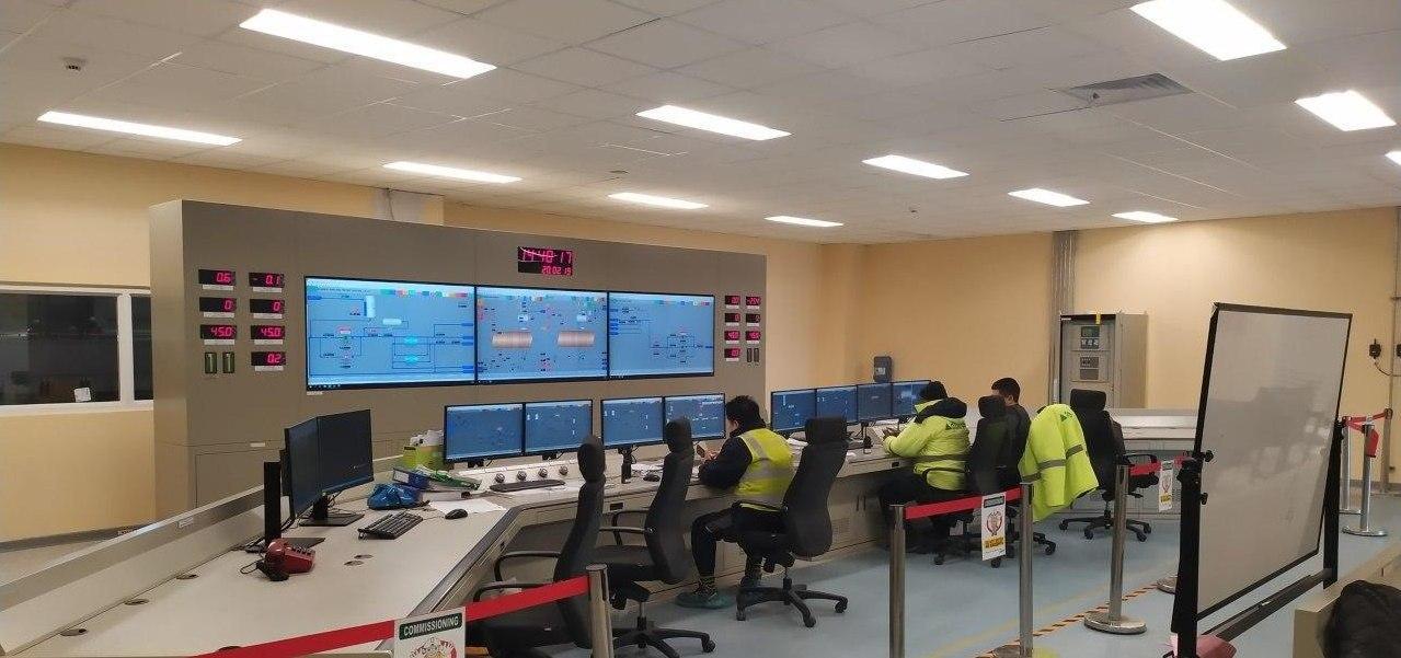 Тахиаташская ТЭС увеличивает мощности по выработке электроэнергии