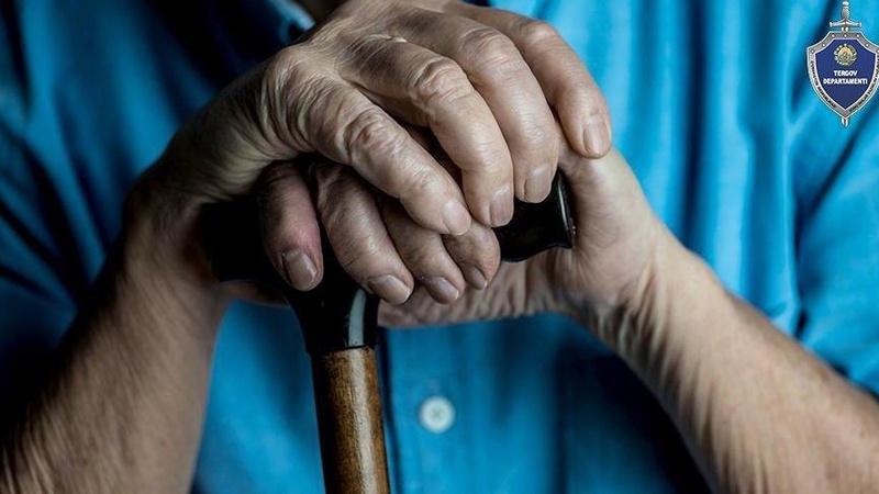 Задержан рецидивист, воспользовавшийся беспомощностью пенсионера во время карантина