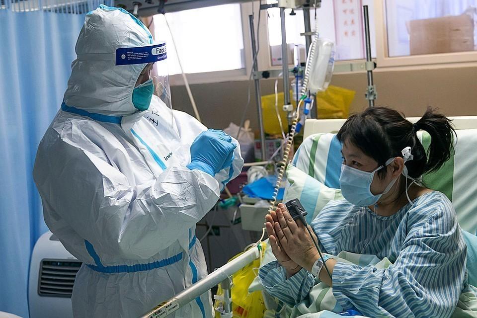 В Китае за сутки никто не умер от коронавируса — впервые с января