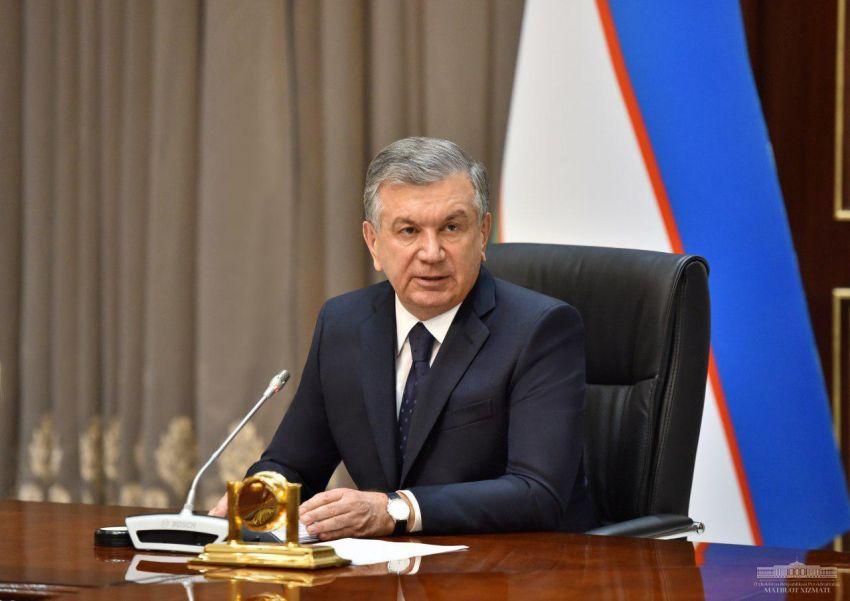 Шавкат Мирзиёев: если строго придерживаться порядка и дисциплины, не поддаваться панике, не терять присутствие духа, мы победим