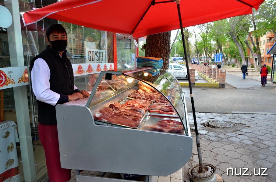 Госкомстат  отследил  цены на продукты питания на рынках Узбекистана