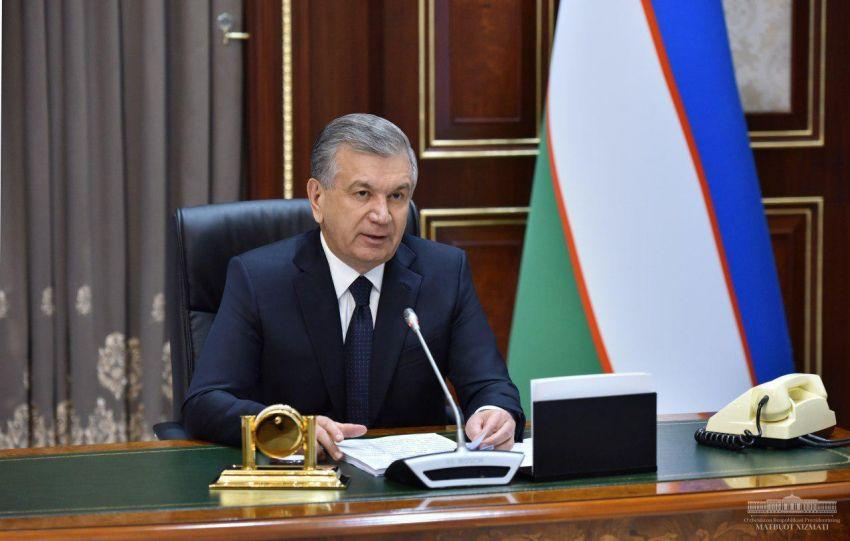 Шавкат Мирзиеев: мы должны мобилизовать все силы и возможности на раннее предупреждение и пресечение пандемии