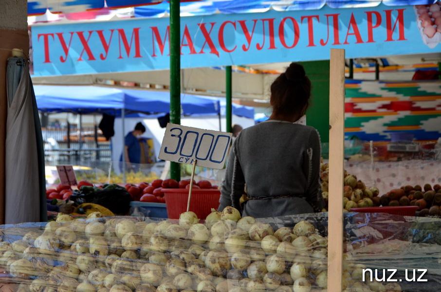 Карантин в Ташкенте: как работает Юнусабадский базар