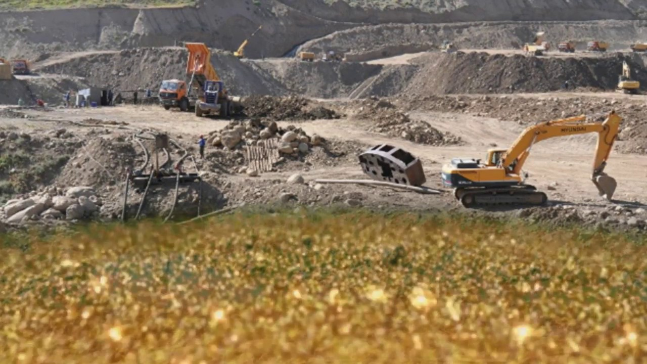 Узбекистан не остановил добычу золота