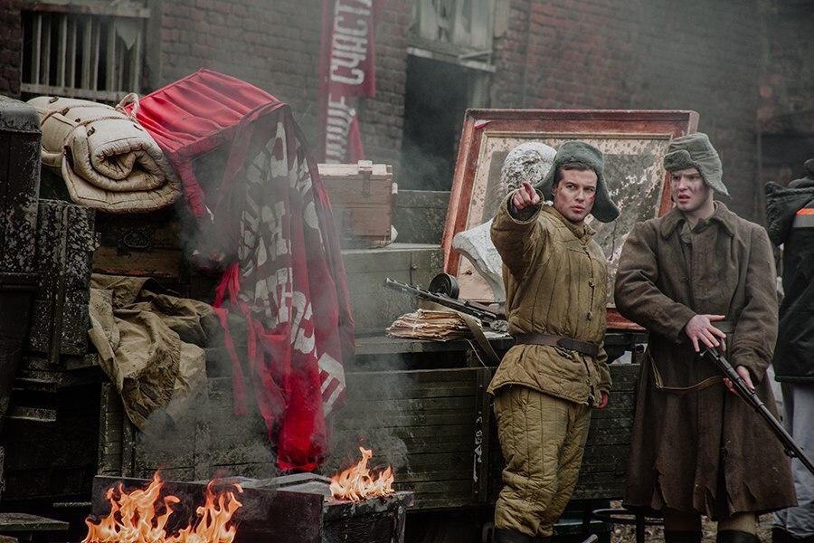 Опубликован официальный трейлер к военно-историческому фильму «Илхак» (видео)
