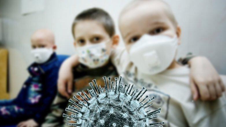 В Великобритании объявили о резком росте числа детей с коронавирусом