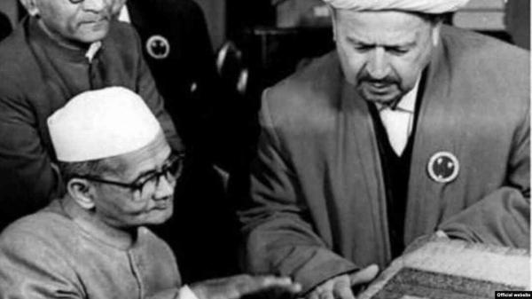 Шайх Зиёуддинхон ибн Эшон Бобохон хаёт йўлларига назар