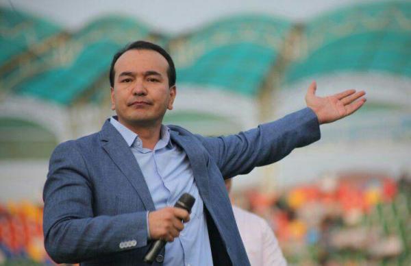 Министр культуры Озодбек Назарбеков записал песню о коронавирусе (видео)