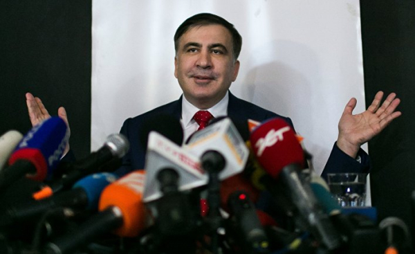 Спикер парламента Грузии направил письмоу властям Украины о последствиях назначения Саакашвили вице-премьером