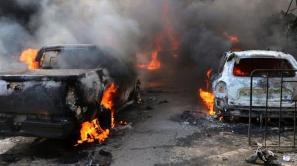 В Африне совершен теракт. Десятки погибших