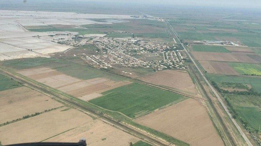 Дамба на водохранилище в Сырдарье дала течь. Спасатели эвакуируют жителей близлежащих районов (видео)