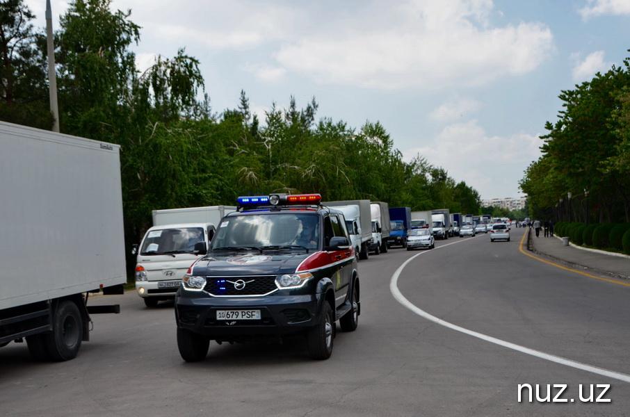 Неравнодушный Ташкент оказывает помощь  Сардобе