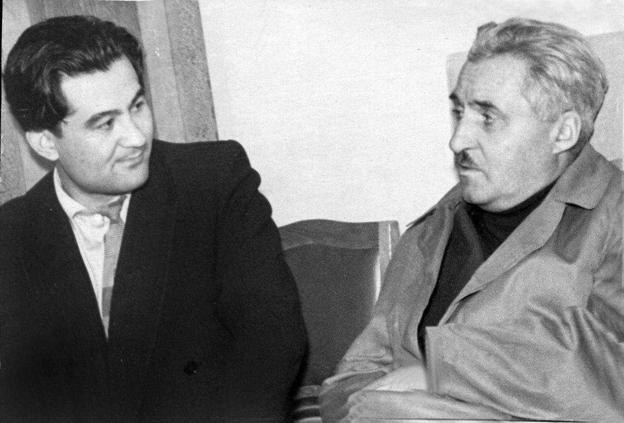Организатор, педагог, ученый: Миргияс Заидов отмечает 90-летие