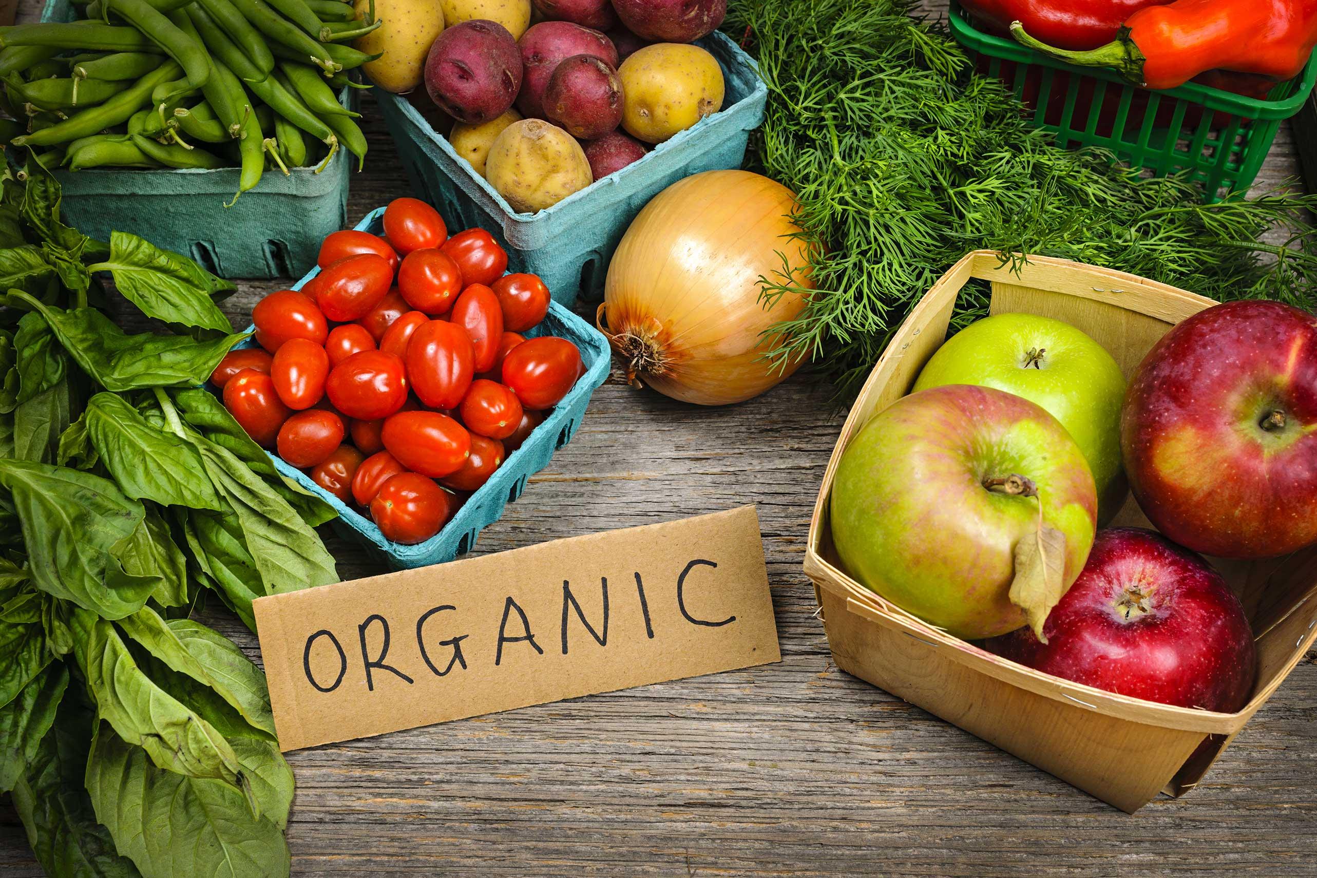Утверждена Концепция развития производства органической продовольственной продукции