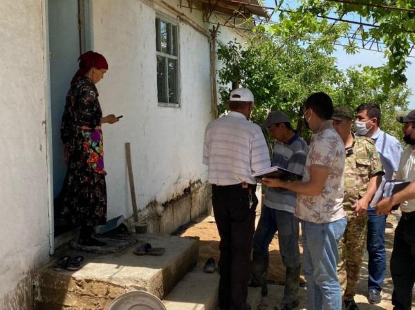 Президент Халқ қабулхонаси: Тошкентдан Сардобага