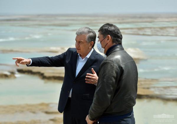 Экспертизой дамбы Сардобинского водохранилища займутся международные специалисты: Шавкат Мирзиёев пообещал, что все виновные в прорыве ответят перед законом