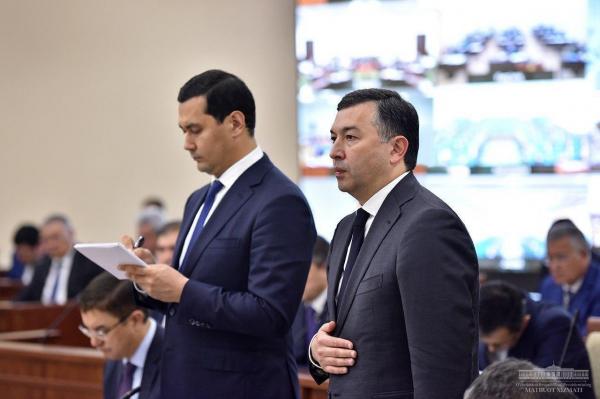Председатель ГНК Бекзод Мусаев переведен на должность заместителя премьер-министра по вопросам социального развития
