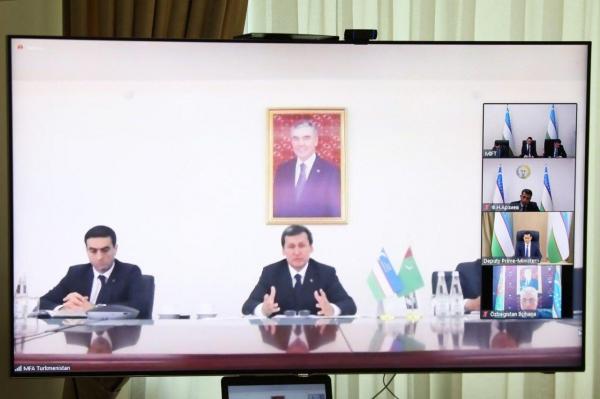 Узбекистан и Туркменистан намерены организовать приграничную торговлю