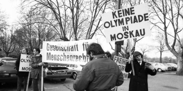 «Наше правительство попалось». Почему бойкот Олимпийских игр 1980 года был ошибкой (Mitteldeutsche Zeitung, Германия)