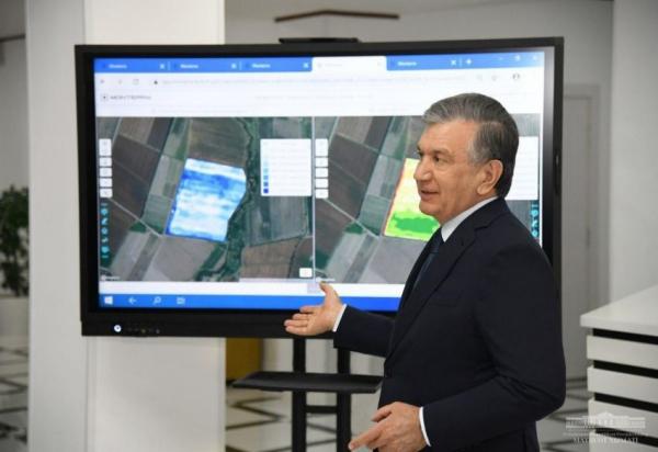 Президент дал напутствие молодым специалистам технопарка Digital City