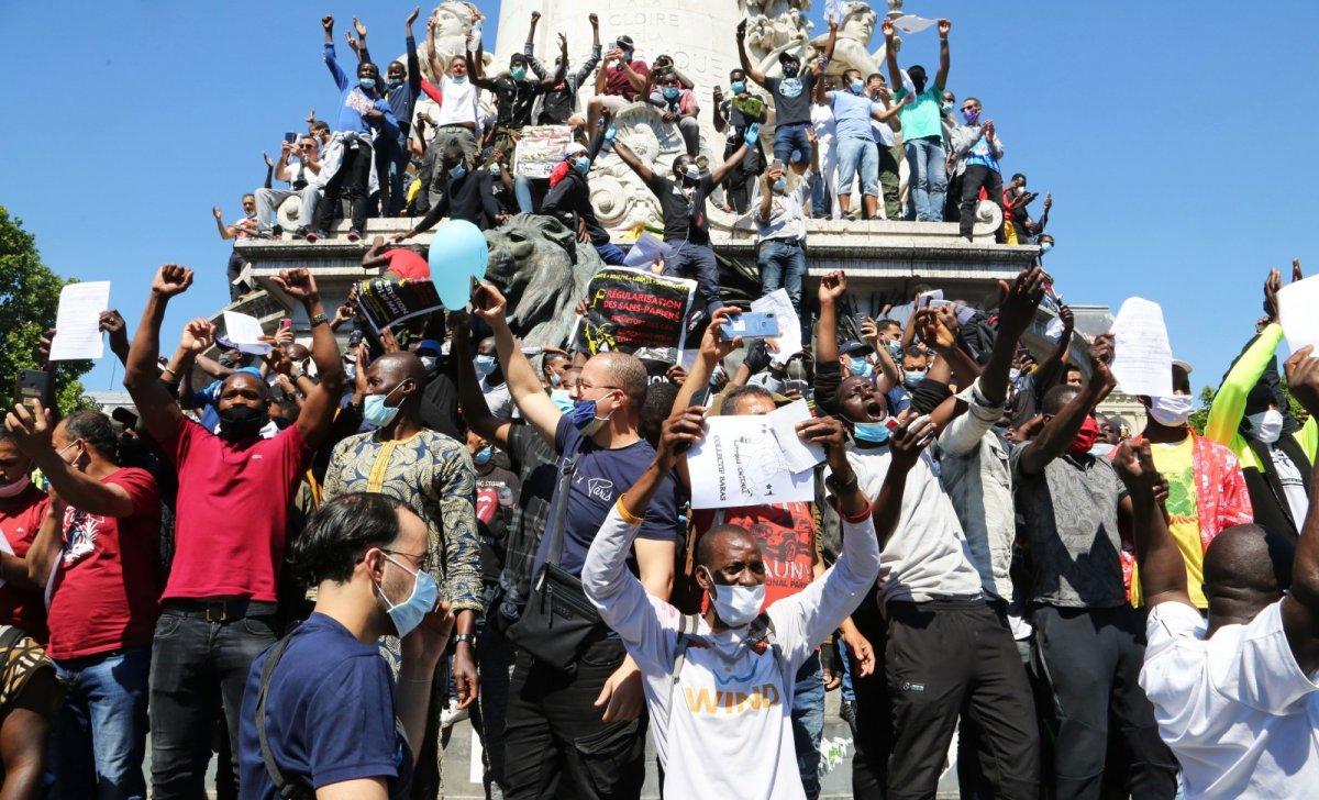 Демонстрация мигрантов во Франции — провокация, которая говорит о многом -  Новости Узбекистана сегодня: nuz.uz
