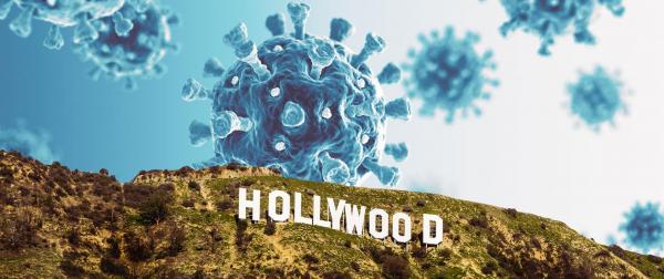 Голливуд, фабрика грез, застигнутая кошмаром коронавируса